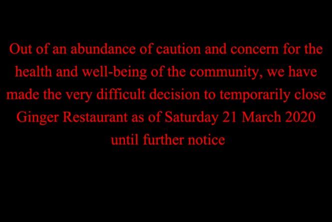 Restauracja w Londynie